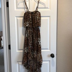 Dresses & Skirts - Victoria Secret Cheetah dress